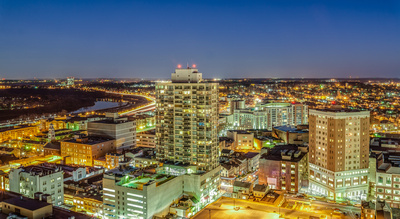 New Brunswick From The Vue